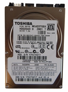 Dell Toshiba 60GB 5400rpm 2.5in SATA Hard Drive RY347 MK6037GSX