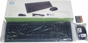Dell Turkish KM632 Wireless Keyboard and Mouse New WTG41 256R8 (Not English KB)