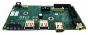 Dell U3414 USB-FireWire Front IO Panel Board R3772