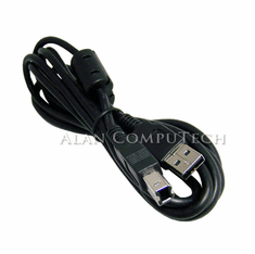 Dell USB 2.0 A-4pin to B 6ft Blk Cable NEW 6710010182P 60000531 28AWG/1P 60000536