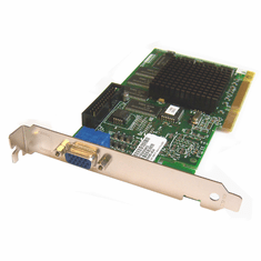 Dell Viper V550 16MB 2X AGP Video Card  0529P