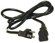 Dell Well Shin 5Ft 15a 125v Server Power Cable 9R864 WS-002