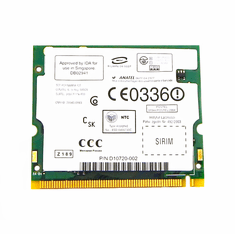 Dell WM3A2200BG 802.11b-g Wireless 2200 Mini PCi JC507 Intel Pro LAN 802.11b/g Card
