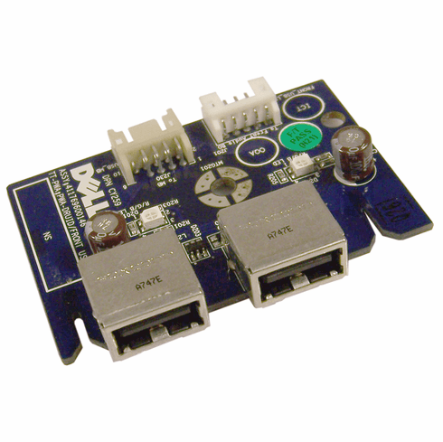 Dell XPS 630 Front USB Panel Board CY259
