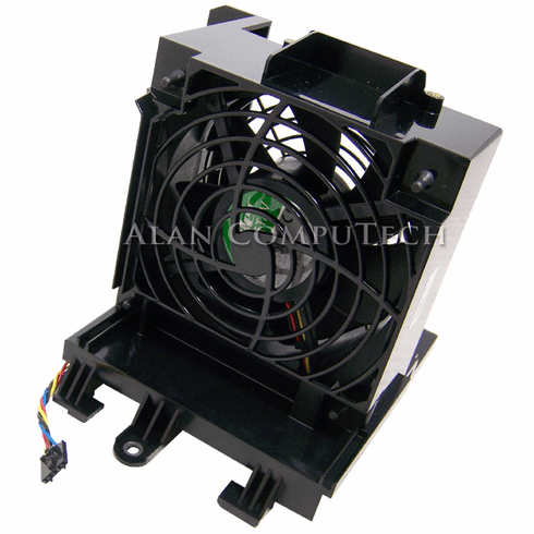 Dell  XPS 700 710 730 Front Cooling Fan Assy New MM058 4-wire / 5-pin Connector