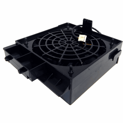 Dell XPS630-630i Front HDD FAN and Cage Assembly YU219 344769600012