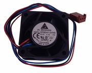 Delta 12v DC 0.18a 3-wire 40x20mm Fan EFB0412VHD-F00 274874-291 5A137-001