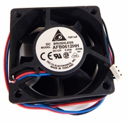 Delta 12v DC 0.25a 60x25mm 3-wire FAN Assy AFB0612HH AFB0612HH-SY89