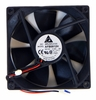 Delta 12v DC 0.30a 92x25mm 2-Wire 2-Pin Fan AFB0912H-SB
