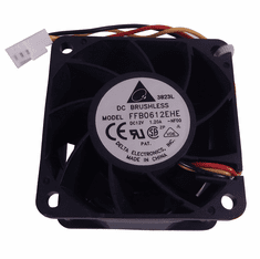 Delta 12v DC 1.20a 60x40mm 3-Wire Fan FFB0612EHE-NF00 Brushless