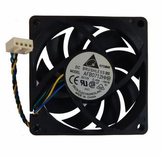 Delta 70x15mm 12vDC 0 45a 4-Wire Fan AFB0712HHB-5N78