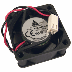 Delta Brushless 40x20mm 5vdc 3in 2-wire Fan EFB0405VHD-3 Length of wire 3in