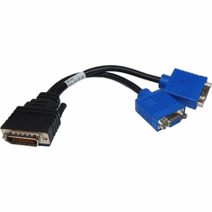 DMS 59 to Dual VGA Cable DMS59-2VGA Different Manufacturers