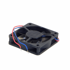 Elina 12vdc 75mA 2-Bare Wire 60x15mm Fan HDF6015L-12LB Wires Only NO-Connectors
