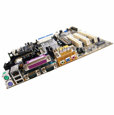 FIC Intel microATX PGA478B P4 Mainboard FIC-KCL-VC35 Kit Manual-Cables and Driver