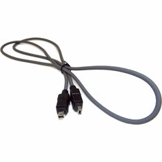 Firewire 3.75-Ft IEEE 1394 4P M/M Cable New 37NUX iLink DV