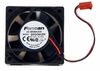 Fonsan 12v DC 0.15a 20x60mm 2-Wire 2-Pin Fan DFD0612H Delta Brushless