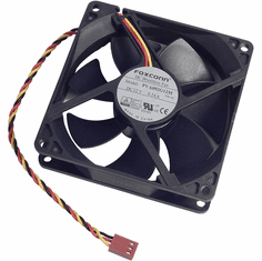 Foxconn 12vdc 0.24a 3-Wire Fan New PVA092G12M-F09-AS 92x25mm