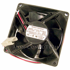 Gateway 12v 0.13a 80x25mm 2-wire Brushless FAN 8003504 Brushless