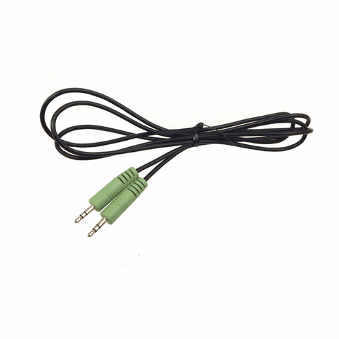 Hotron 3.5mm 5Ft M-M Stereo Audio Cable 2427711541T-01