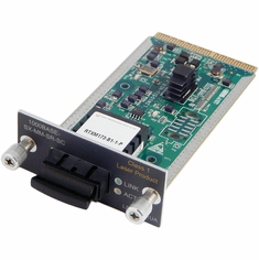 HP 1-Port Gig SX-MM-SR-SC 3100 SI Module 0231A65W