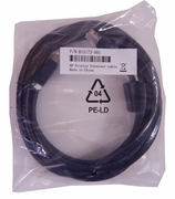 HP 10Ft Printer Ethernet Cable w Fair-Rite 813592-001 813173-001