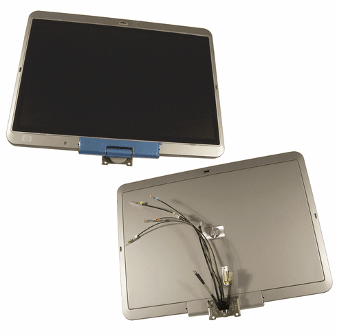 HP 12.1in WXGA Outdoor No- Camera LCD New 454677-001 Brown Frame w Hinge Outdoor