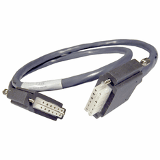 HP 12-Pin-F Connector 3ft Power Cable NEW 8120-6777 Rev.1 Grey Cord for J2962A