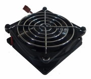 HP 12vDC 0.30a 80x25mm 3-Pin Fan w/ Grill 282318-002H 3110GL-B4W-B59-P52 Rev H