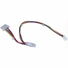 HP 1394 PCI-to-PS Y-Adapter Power Cable NEW 296563-003 4-Pin Extension 296563-003 D