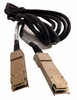 HP 16.4ft DDR to QDR 4x SFF Pluggable Cable 503815-003