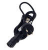 HP 16a 250v Blck 1.8m Israel Power Cord NEW 398062-001 3-Wire 6.0 ft FM-019 Cable