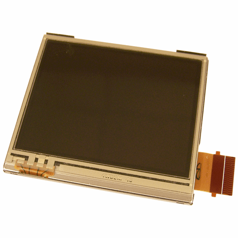 HP 2.5in TD025TTEA3 Display LCD Touch Screen 456987-001 Digitizer Tactile LCD Module