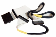 HP 39in 2-Device SCSI Cable w/ Terminator New 157855-001