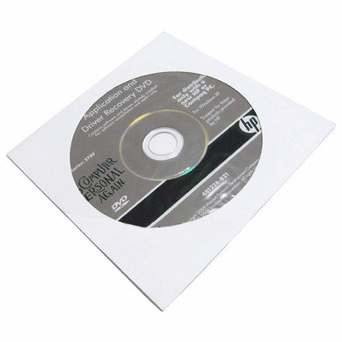 HP 2730 Application Driver Recovery DVD 481226-B21 Win-XP Software