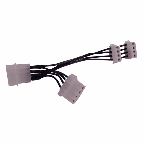 HP 3-way 4-pin G4 Power Splitter Cable L06465-001