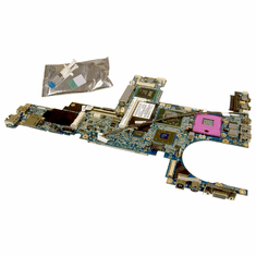 HP 497010-001 IBT00 Discrete 128MB Motherboard LA-3262P Laptop System Board Assembly