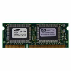 HP 4MB SGRAM SODIMM Video Memory Upgrade D8116-63001
