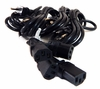 HP 5-15P to C13 6.49ft 125V 7A Power Cord 139867-004-L4