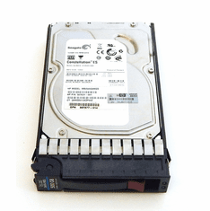 HP 500GB 7.2k RPM Hot-Plug SATA Hard Drive 507631-001 w Tray 397377-014