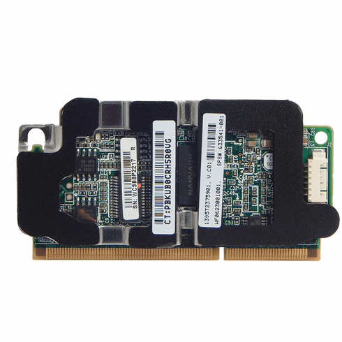 HP 512MB Flash Backed Write Cache FBWC Mod 633541-001 PCA PN: 610673-001