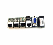 HP 608475-001 SPS - BD Front Panel I/O Board 649679-001