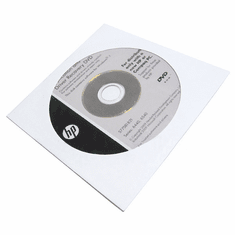 HP 6440- 6540 Application Drvr Recovery DVD 577581-B21 Win-7 Software