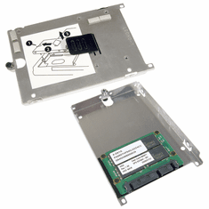 HP 64GB FX 1101 SSD Sata MLC with Tray NEW 537640-001 LE0H0-1 A-DATA Internal Dr