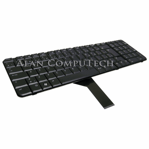HP 6820s French Canadian Keyboard New 456587-121
