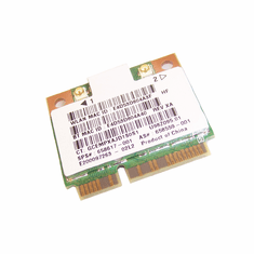 HP 802.11BGN WLAN Wifi mini PCIe 658617-001 677293-001