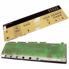 HP 8133A Front Panel Board w/ Face Plate FRONT-00949