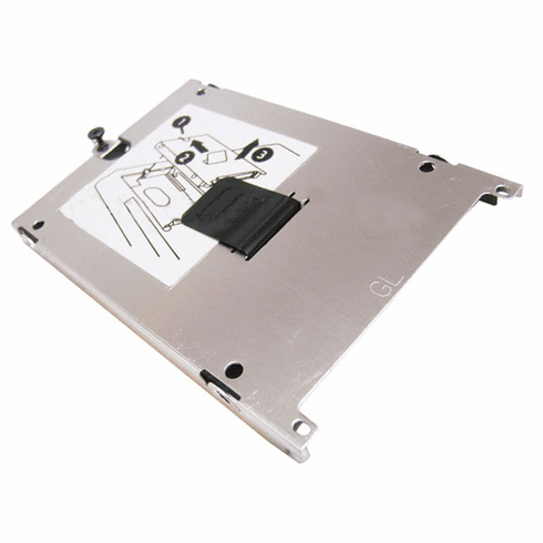 HP 8440w Carrier Inventec GL Hdd Cover Bracket Assy 1750B0035001