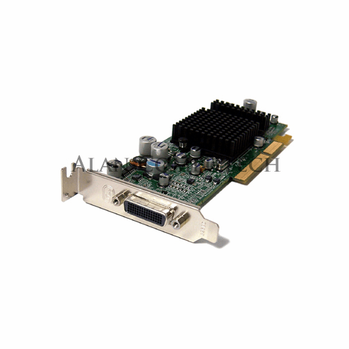 HP ATi Fire GL T2 64MB AGP Low Profile Card 339190-001 Short Bracket Graphics Card
