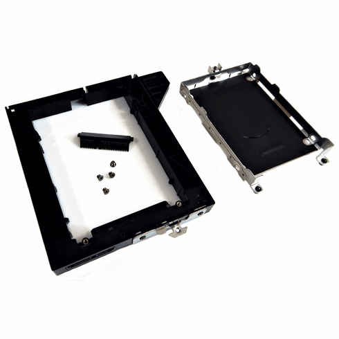 HP Bezelless SATA 2nd HDD Cradle Cradle  678967-KIT HDD Mounting BRKT Included